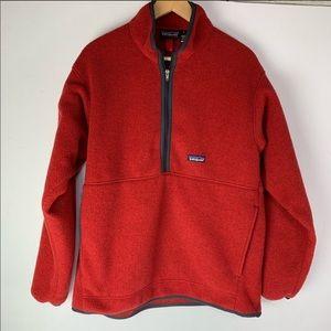 Patagonia Synchilla Half Zip Pullover Sweater